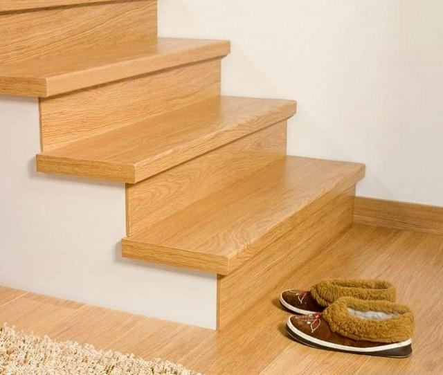 Отделка лестницы!